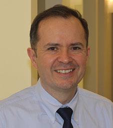 Dr. Thomas Lutz Smiling